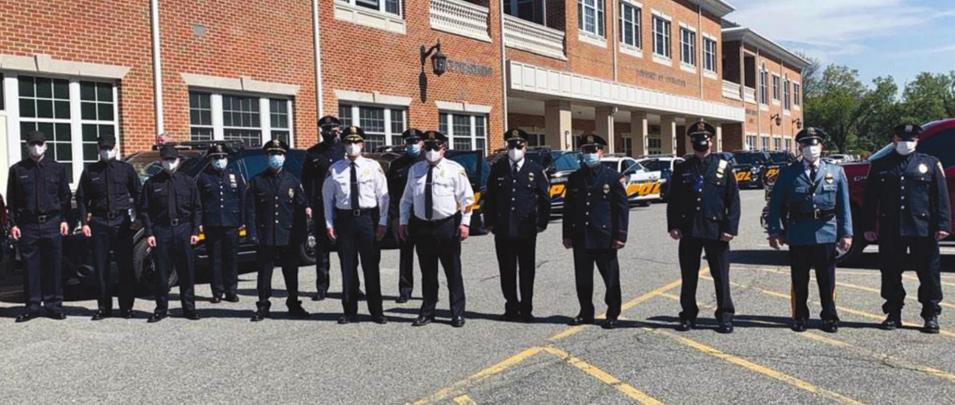 Mourning A Brother Officer
