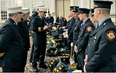 Fire Department Responded To Nearly 1,200 Calls in 2019