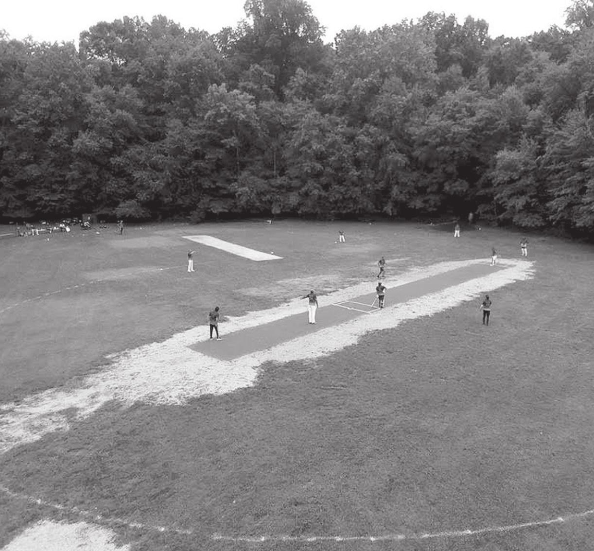 Sanskriti League Opens New Cricket Pitch