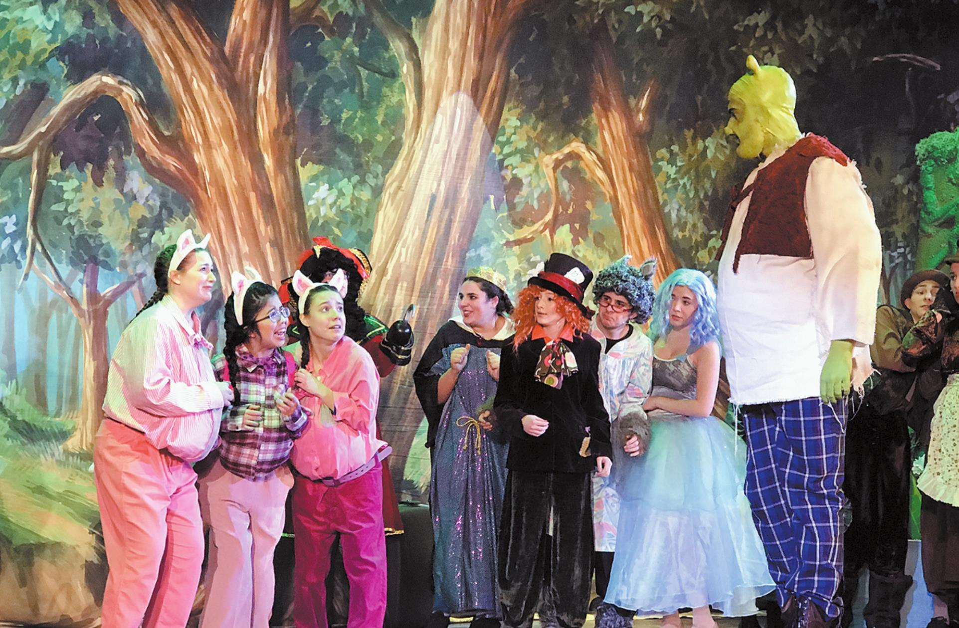 "Livingston High School to Present ""Shrek: The Musical"" This Week"