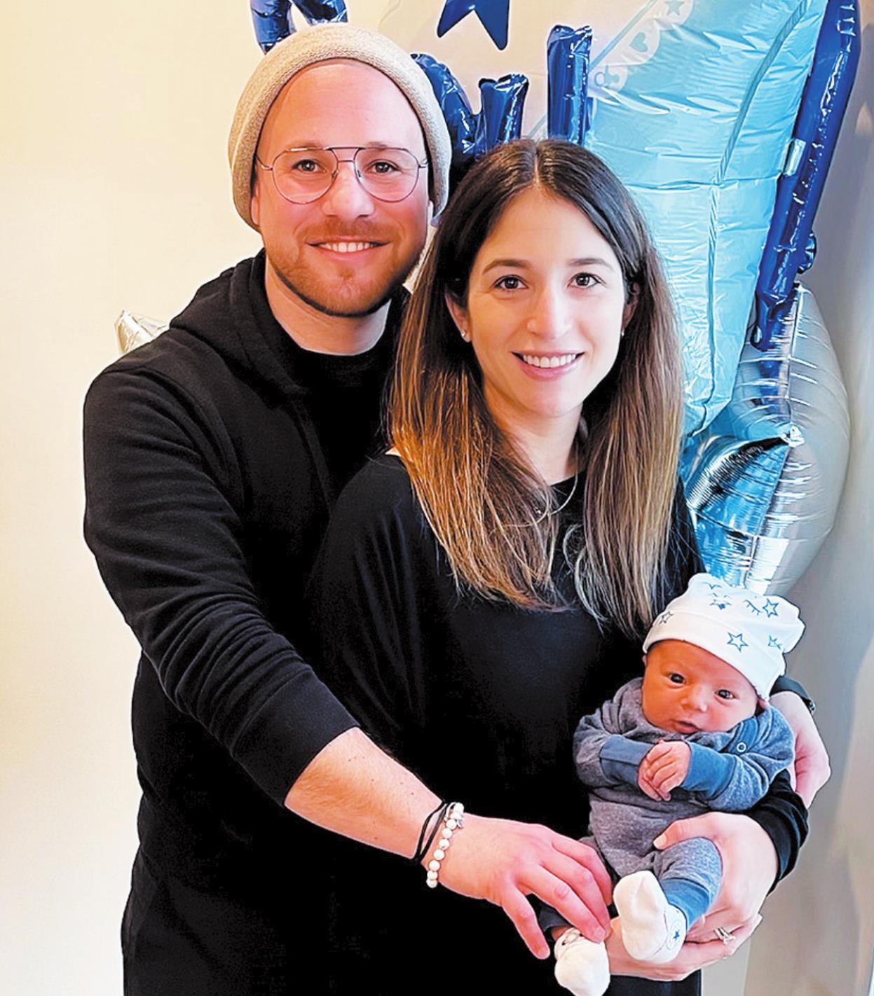 Julian Daren Steinberg Is Winner Of Tribune's First Baby Contest