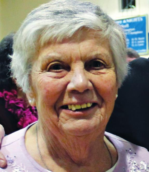 Sister Barbara Jeanne Howard, SSJ