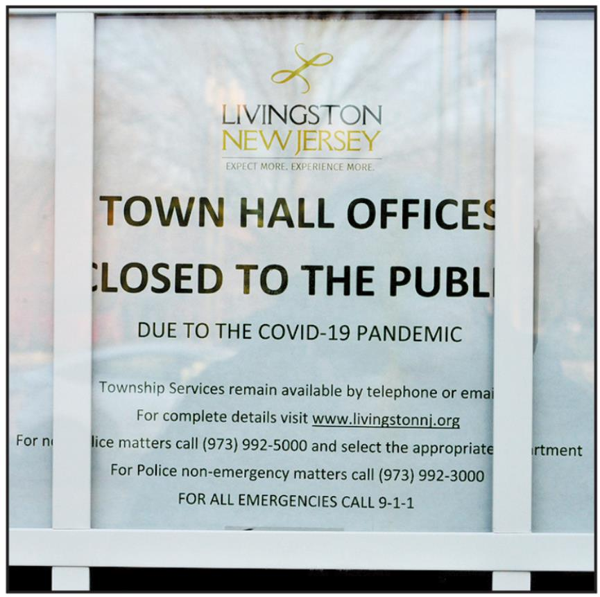 Livingston COVID-19 Cases Rise; Township State of Emergency Declared