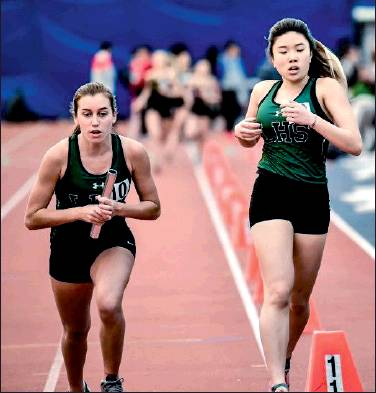 Lancers Track and Field Teams Compete At Group 4 State Relay Championship