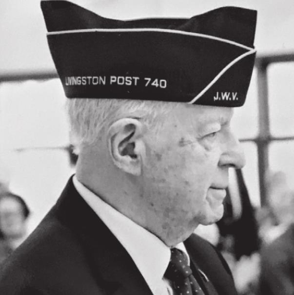 Veteran Recalls WWII Experiences