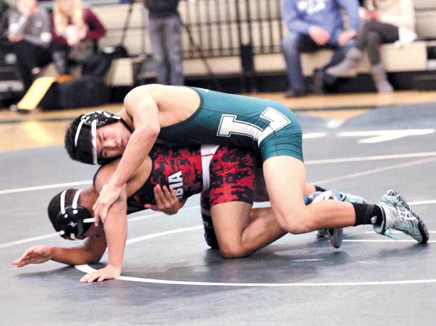 Wrestling Team Defeats Columbia | WestEssexTribune net