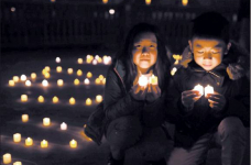 """""""Light A Candle For Wuhan"""""""