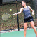 Tennis Team Advances in State Tournament