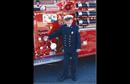 Past Fire Chief Charlie Schilling Dies