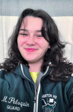 Maddie Peloquin Key Club Board Member