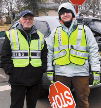GENERATIONS OF CROSSING GUARDS