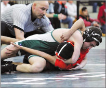 Nine Wrestlers Advance To Region 3 Tournament