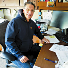 Public Works Superintendant Mike Anello Retires After Nearly 43 Years on the Job