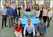 LHS National Honor Society Inducts Members