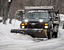 Livingston Getting Buried Under Successive Snowstorms