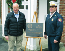 Fire Station Named in Honor of Dufford