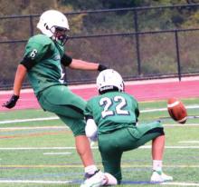 Freshman Football Ties
