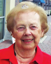Jean Elizabeth (Bishop) Neugold
