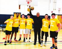 Rec Basketball Champions