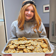 Baking Cookies and Beating Cancer Do Not Stop For COVID-19 Pandemic