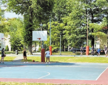 Township Sports Fields Are Open