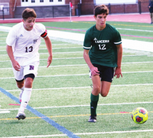 Lancers Shut Out Nutley