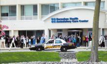 """Heroes' Salute"" Parade Honors SBMC Staffers"