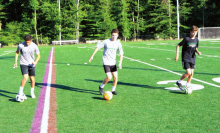 PHASE ONE SOCCER PRACTICE