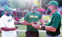 Team Jakes Wins Two in 'Last Dance' Tournament