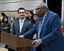 Livingston Holds Annual M.L. King Day of Service