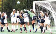 LADY LANCERS EARN SHUT-OUT