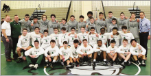 WINNING SEASON FOR WRESTLERS
