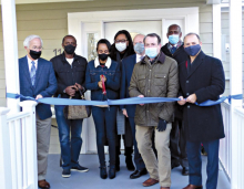 New Neighbors Welcomed to Habitat Home