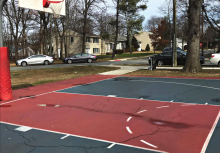 Petition Created to Fix Basketball Courts