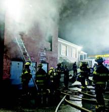 Smoke House Drill